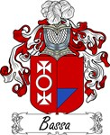Bassa Family Crest, Coat of Arms