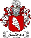 Bevilacqua Family Crest, Coat of Arms