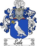 Sala Family Crest, Coat of Arms