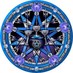 Water Elemental Pentacle