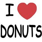 I heart donuts