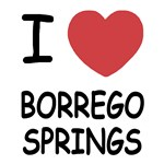 I heart borrego springs