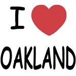 I heart oakland