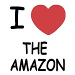 I heart the amazon