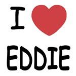 I heart eddie