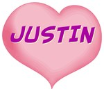 justin heart