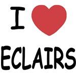 I heart eclairs