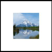 Teton Reflections
