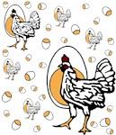 Retro ChickenS