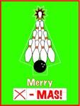 Merry X-mas Bowling