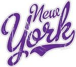 New York Script VINTAGE