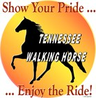 Tennessee Walking Horse T-shirts, Gifts: Pride