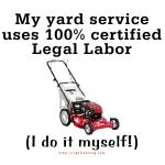 Legal Yard Service