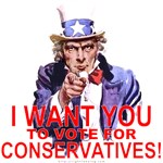 Vote for Conservatives