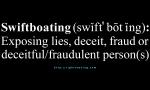 Swiftboating?