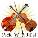 F-5 Mandolin and Fiddle