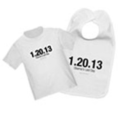 Obama's Last Day Kids and Baby Clothes