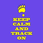 Keep Calm and Track On