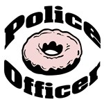 Police Officer: Donut
