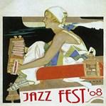 Jazz Fest Lady 08