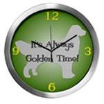 GOLDEN TIME Wall Clocks
