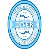 100% Genuine Diver