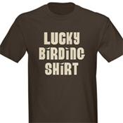 Lucky Birding Shirt