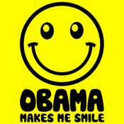 Obama Makes Me Smile
