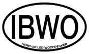 IBWO Ivory-billed Woodpecker Alpha Code