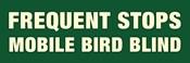 Mobile Bird Blind
