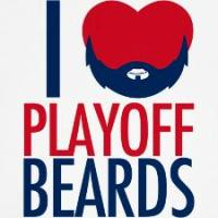 Capitals Playoff Beards
