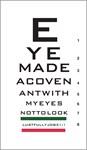 Job's Eye Chart