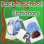Back to School Stationary!