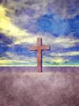 Christian Cross Landscape