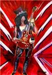 Music & Guitar Art