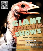 Giant Thanskgiving Shows - Nov 2011 HAT