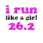 i run like a girl 26.2