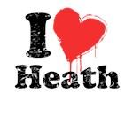 I heart heath