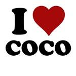 I heart coco