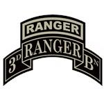 3rd Ranger Battalion ACU
