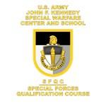 Special Warfare Center SFQC