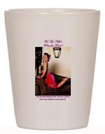 1 of 4 Limited Edition Shot Glasses - Series #1
