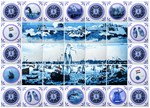 Holland Delft Blue/ Delftware Style Gifts