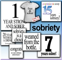 Sobriety; be proud to be sober!