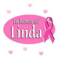 Breast Cancer Honor D2 Linda