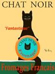 Chat Noir II (Black Cat)