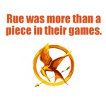 Rue was more...