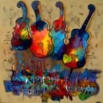 For Four Strings