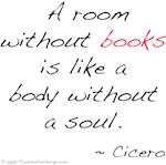 Cicero on Books