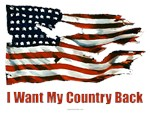 I Want my Country Back